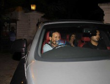 Priyanka Chopra Spotted At Dilip Kumar House Photos