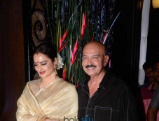 Rakesh Roshan Birthday Bash Photos