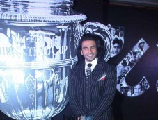 Ranveer Singh, Kapil Dev And Others At Announcement Of Film 1983 World Cup Photos