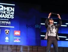 Ranveer Singh At The GQ Men Of The Year Awards 2017 In Mumbai Photos