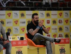 Sanjay Dutt At India Today Mind Rocks 2017, Delhi Photos
