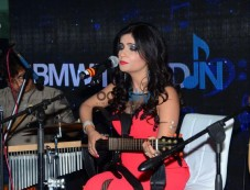 Shibani Kashyap At BMW Bash Photos