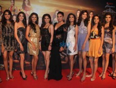 Star Studded Red Carpet Of Miss Diva 2017 Photos