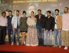 Trailer Launch Of 'Golmaal Again' At PVR Mumbai Photos