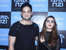 TV Celebs Attend Sargun Mehtas Birthday Bash Photos