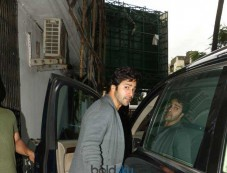 Varun Dhawan Spotted At Shoojit Sircar Office Photos