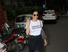 Sooraj Pancholi Snapped And Sophie Choudry Snapped In Mumbai Photos