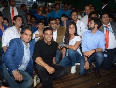 Akshay Kumar & Katrina Kaif At World's Biggest Kudo Tournament Photos