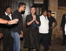 Anil Kapoor Diwali Party 2017 Photos