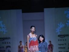 Bhanuni By Jyoti At Amazon India Fashion Week In New Delhi Photos