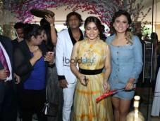 Bhumi Pednekar Inaugurate Exhibition Glitter 2017 Photos