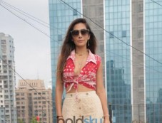 Bollywood Actress Monica Dogra Spotted Post Interviews Photos