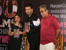 Book Launch Of Shubhra Gupta 50 Films That Changed Bollywood Launched By Karan Johar Photos