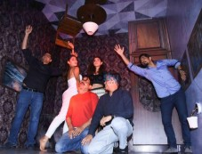Celebs At Song Launch Of Film Horror At PVR Photos