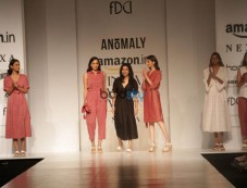 Designer Anomaly  At Amazon India Fashion Week In New Delhi Photos