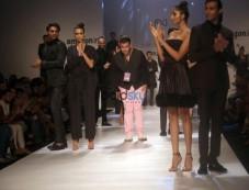 Designer Ashish And Soni At Amazon India Fashion Week In New Delhi Photos