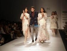 Designer Sahil Kochhar At Amazon India Fashion Week In New Delhi Photos