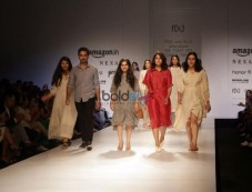 Elle Introduces The First Cut Designers Amazon India Fashion Week, In New Delhi Photos