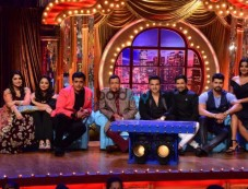 Episode Shoot Of The Drama Company With Ravi Kishan, Rani Chatterjee, Amrapali Dubey, And Others Photos