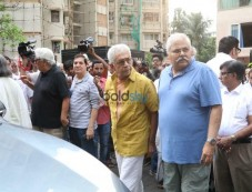 Funeral Of Kundan Shah Photos