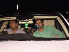 Hrithik Roshan With Family Spotted At PVR Photos