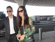 Katrina Kaif,Aamir Khan And Others Spotted At Airport Photos