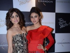 Launch Of Manish Malhotra X Chandon Limited Edition With Celebs Photos