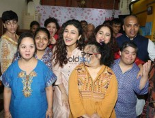 Ragini Khanna Diwali Celebration Photos