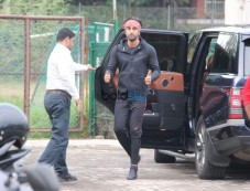 Ranbir, Abhishek, Aditya, Arjun And Others Spotted At Football Ground Photos