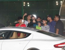 Ranveer Singh Spotted At Football Playground Photos