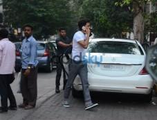 Ritesh Deshmukh Spotted At Bandra Photos
