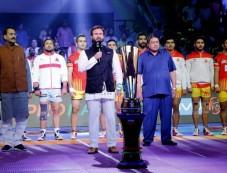 Saif Ali Khan At Pro Kabaddi Match On Jaipur Photos
