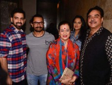 Secret Superstar Screening Photos