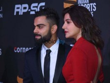 Virat Kohlis Initiative, Indian Sports Honours Was Inaugurated Photos