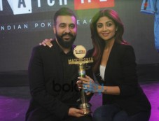 Shilpa Shetty, Shamita Shetty, Sonal Chauhan Attend Indian Poker League Tournament Photos