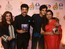 Beyond On The Clouds Premiere IFFI Goa Photos