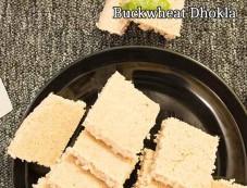 Buckwheat Dhokla Recipe Photos