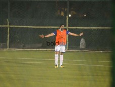 Celebs Practice Football Match At Bandra Photos