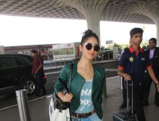 Celebs Spotted At Airport Photos