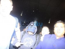 Ed Sheeran Reaches Mumbai Airport Photos
