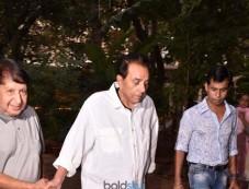 Filmmaker Mohan Kumar Prayer Meet Photos