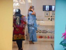 Iulia Vantur Spotted At Masaba Gupta Store Juhu Photos