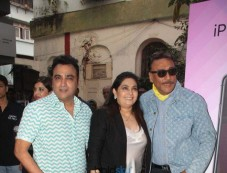 Jackie Shroff At IPhone X Launch Ceremony Photos