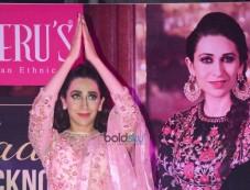 Karishma Kapoor At Neerus Event , In Lucknow Photos