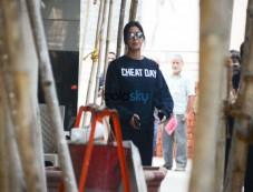 Katrina Kaif Spotted Salon Bandra Photos