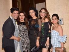 Kaykashen Patel Birthday Bash With Celebs Photos