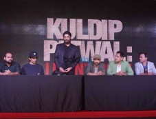'Kuldip Patwal' Trailer Launch Photos