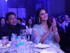 Lara Dutta And Mahesh Bhupati At Announcement Of Indian Celebrity Power Couple Photos