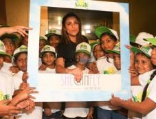 Parineeti Chopra Screening Of Golmaal Again For Smile Foundation At PVR Juhu Photos