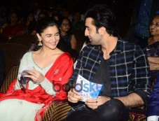 Ranbir Kapoor And Alia Bhatt At A Medical Conference Photos